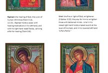 9 Archangels Pinned on Pinterest / Archangels and Angels Pinned on Pinterest