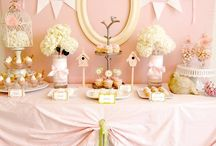 Dessert tables / Beautiful dessert tables
