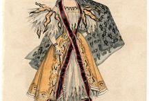 Marvellous masquerade costumes
