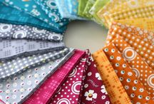 Fabrics I love! / by Sue Zlogar