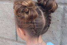 Livia haarstyle