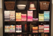 Quilting/Sewing Space Ideas / by Steph Guyer