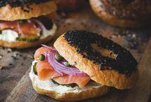 Sandwishpiration / DAMN, these are some fiiiine lookin' sandwiches.