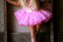 Little Dancer / Children ballet dancers