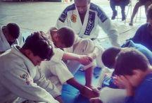 Jiu-Jitsu / Um pouco sobre a Arte Suave e sua aplicação.