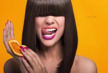 Strecke Fruits / Model | Carmiezinas Nicolosi MakeUp & Hair | Holger Weins 21 Agency Photographer | Mike Weis Photodesign