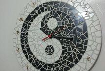Tic-Tac do meu coração / Relógios variados / by Lygia Presente