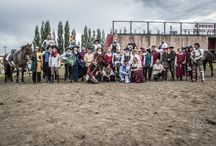2016 Brooks International Jousting Tournament / Photos from the international jousting tournament held as part of Brooks Medieval Faire 2016 in Alberta, Canada