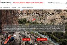 Rescue Response | Web Project / Wordpress web project developed by Urbansoft