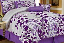 Siena's bedroom quilts
