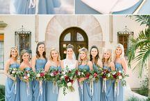 Red&blue wedding