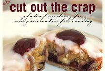 Cut out the Crap - Recipe Book / Gluten, Dairy and Preservative Free Recipes
