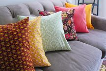 Pillows / by Teresa Patterson