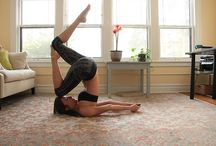 yoga - shoulderstand
