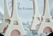 ☆ Parisian party theme / Parisian themed party? Parisian bridal or baby shower? Parisian wedding theme? If you're looking for some Parisian inspired party decorations and inspiration... this is it!