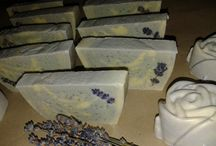 My homemade soaps :)