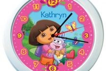 Personalised Dora the Explorer / Personalised Dora gifts and books
