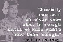 #BillieAt100 A Century Of Lady Day / Celebrate Billie Holiday's 100th birthday April 7, 2015 / by Universal Music Enterprises