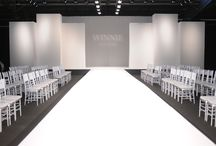 Runway stage design