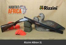 Shotguns / Habitat Africa offer a wide selection of hunting shotguns including over-under models for bird shooting as well as tactical shotguns used for self defense.