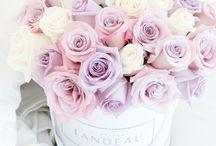 Charming spring wedding