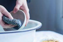 tiskirätit ja pesusienet