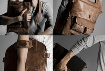 ::: STYLE /// Man Style | BAGS ::: / Man Bags