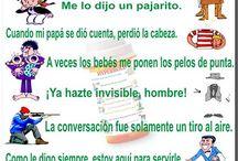 Spanish Reading and writing