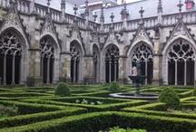 middeleeuwen tuinstijl