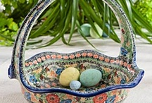Polish Pottery / by The Artisan Table