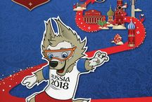 Mascota oficial russia