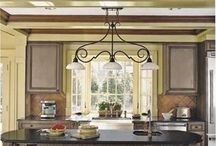 My New Kitchen Ideas Page / by Toni Goodall