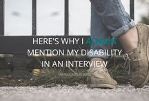 Disability Hacks / how to navigate life with a disability