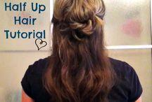 hair - dos / by Martha Avans