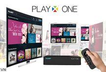 Đầu karaoke Hanet PlayX One / Đầu karaoke Hanet PlayX One công nghệ cao, tích hợp nhiều chức năng hiện đại như tìm kiếm bằng giọng mói, kết nối dữ liệu đám mây,....