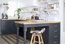 7 ingenious ideas for small kitchens