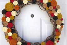 Wreaths / by Tracey Prettyman-Adams