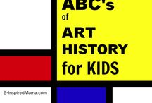 art.history. / Resources for E3 students interested in art history.