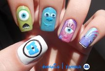 Nail designs / by Carlyn Tecca