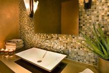 HOME - Bathroom / by Megan Piva