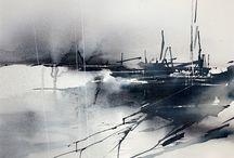 Akvarel: Jonas Pettersson