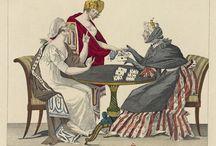 Le Bon Genre - Parisian Social Life in early 1800's