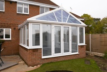 Gable-Front Conservatories UK / The Gable-Front Conservatory. Gable Front DIY Conservatories manufactured and supplied by ConservatoryLand. Self-Build Conservatories in the UK with prices from just £995. All photos have been kindly supplied by our customers. www.conservatoryland.com