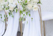 Wedding: Chair Details