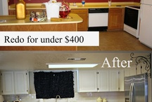 Kitchen Redo / by Kelley Ann