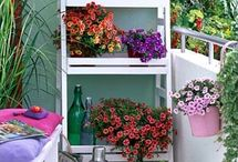 mesas plantas