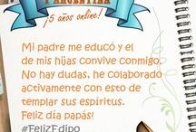 Día del Padre #FelizEdipo / Para compartir.