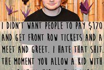 Ed Sheeran ❤