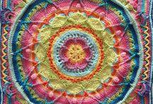 Вязание ковров и ковриков