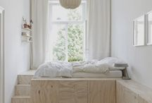 Apartment living / Small space solutions / by Anja Nielsen